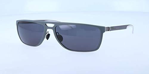 Mercedes-Benz zonnebril M7008 rechthoekig zonnebril 59, blauw