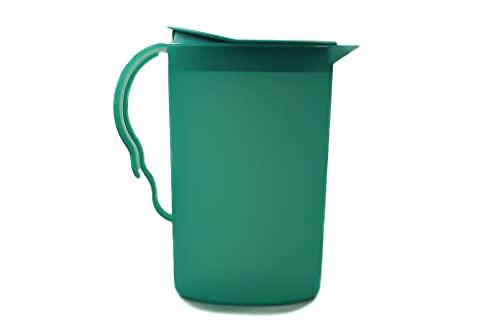 Tupperware Junge Welle Pure Quelle J15 - Jarra (2,1 L), color turquesa y verde