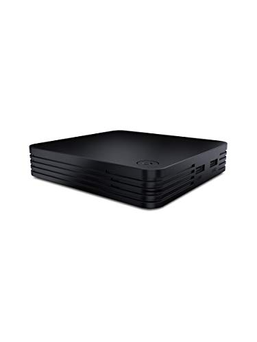 Dune HD SmartBox 4K | HDR | 3D | Streaming Media Player und Smart TV Box auf Amlogic S905L | Hybrid Hi-End GUI (basierend auf Linux) + Android Software | 2 USB, HDMI, A/V, WIFI, Ethernet, Micro SD