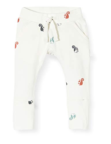 Noppies uniseks-baby broek U Slim fit pants Abu aop