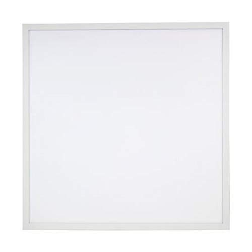 ViD® Duralamp LED Panel WARMWEISS UGR<19 Einbau, Slimflux, 620x620mm, 40W, 3000K, 4000Lm LED Bürolampe für Odenwalddecke, Rasterleuchten, Einlegeleuchte, Büroleuchten, Deckenleuchte 6262 von ViD