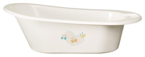 bébé-jou 615659 Badewanne Butterfly weiss
