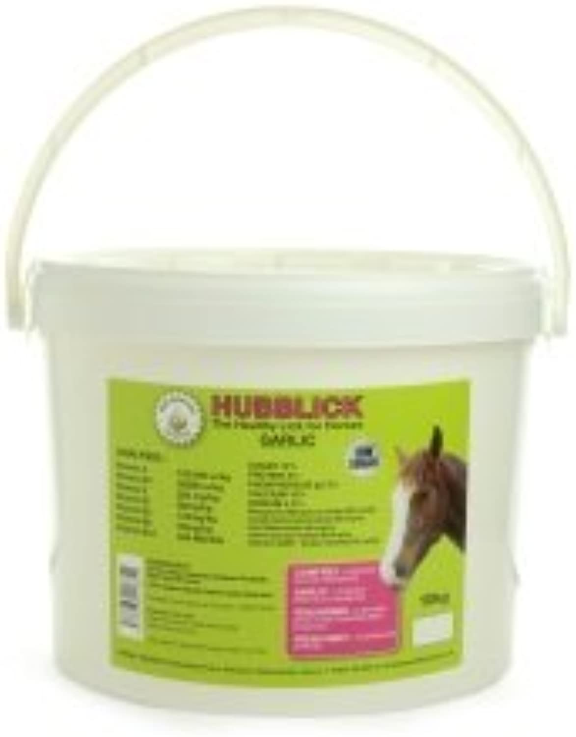 Hubblick Field Lick Mint  A Healthy Lick Suitable For All Horses & Ponies Low In Sugar & High Levels Of Minerals, Vitamins & Trace Elements  10kg