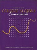College Algebra Essentials Custom Edition for East Carolina University