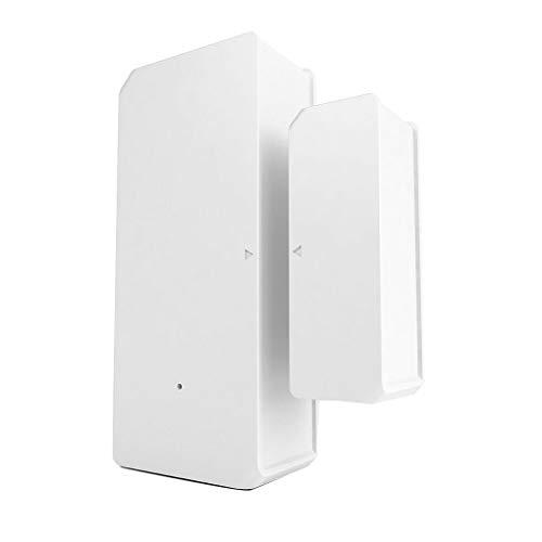 Vokmon la Seguridad del Sensor de la Puerta Ventana de la Puerta WiFi DW2 WiFi Wireless Sensor de Apertura/Cierre Detector de Seguridad para el Hogar Sensor de Alarma