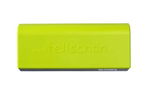 fellschön® Fellwechselhelfer sattes-apfelgrün