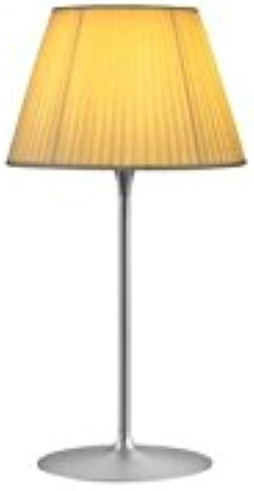 Flos , lampada da tavolo flos romeo a luce diffusa. diffusore interno in vetro borosilicato F6107000