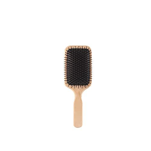 YUZHUKKKPYZ sz Peine, peine de masaje, peine de peluquería con cojín de aire, peine de masaje, fácil de usar para todo tipo de cabello, adecuado para mujeres, hombres, cabello húmedo y seco.