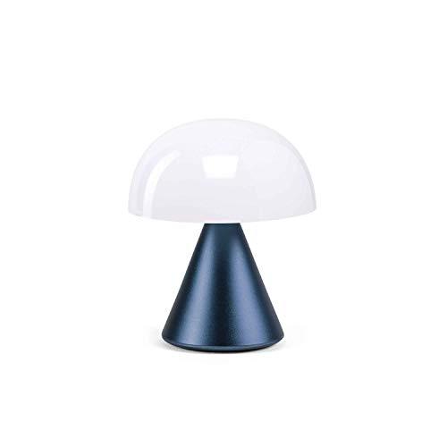 Lexon Mina - Luz LED, Color Azul Oscuro