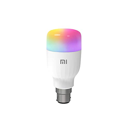 Mi LED Smart Color Bulb (B22) - (16 Million Colors + 11 Years Long Life + Compatible with Amazon Alexa and Google Assistant)