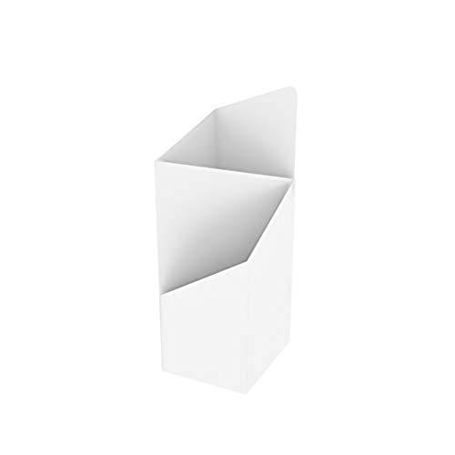 QSXF Metall Modern Schirmständer, Eingangshalle Regenschirm Stand Halter Porch Freistehendes Regenschirm Lagercontainer Eisen Organizer mit Abnehmbarer Abtropfschublade-Schwarz,White