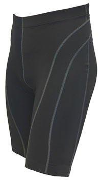 AERO|TECH|DESIGNS Formaggio 10 Panel Flatseamed Bike Short (XX-Large) Black