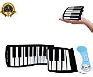 Portable Roll Up Piano Kids Practice Piano Keyboard 37 Keys