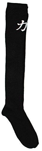 Strength Shop Kreuzheber- / Gewichterheberstrümpfe - Deadlift Powerlifting Kraftdreikampf Schwarz Einheitsgröße Socken