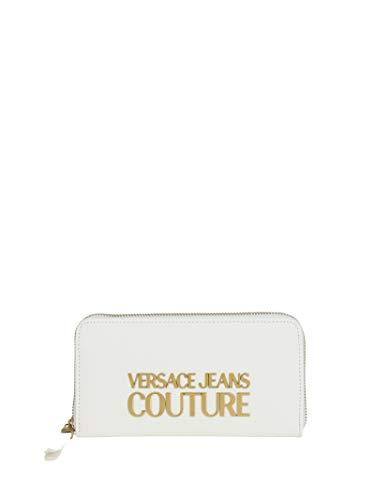 Versace Jeans Couture Portafogli Donna Bianco E3VWAPL171879 003
