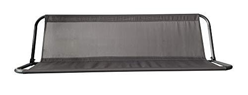 Pure Home & Garden 4-Sitzer XXL Hollywoodschaukel mit Liegefunktion Askim Natur, einfach klappbar, 232 cm - 5