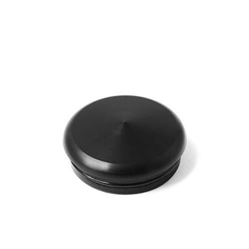 Pitlock Alu Flat Cap für Vollachsen wie Shimano Alfine/Rohloff M9 oder M10