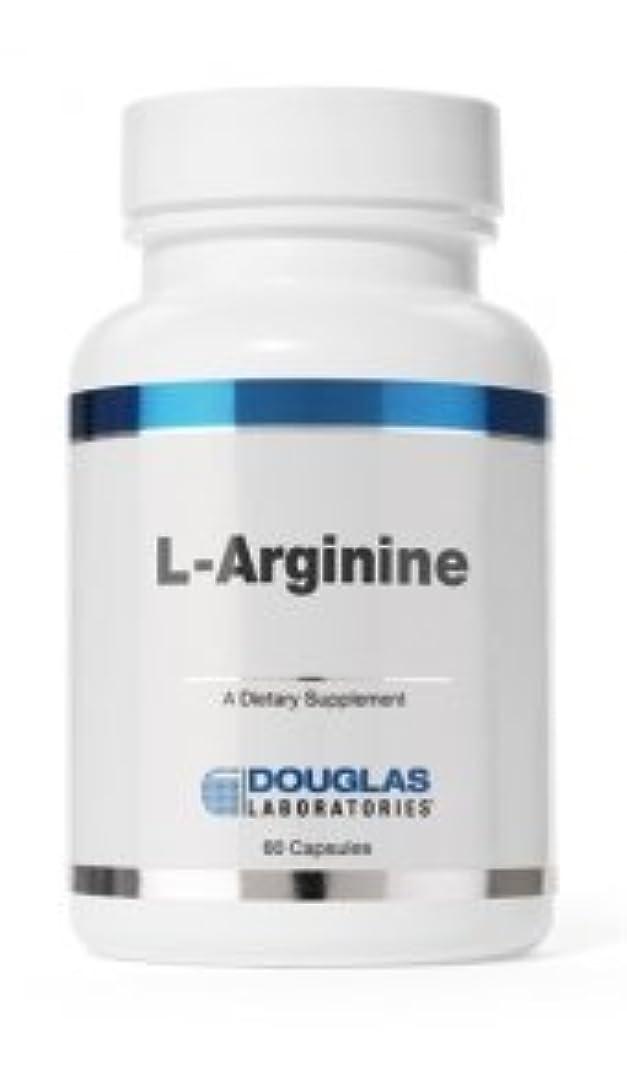シェトランド諸島水っぽい小道具ダグラスラボラトリーズ L-アルギニン 60粒/約60日分