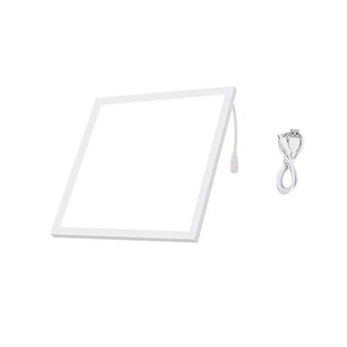 NUOBESTY Caja de Luz de Estudio Fotográfico con Luz Led Fotografía Portátil Luz de Tiro Tienda de Campaña Iluminación Blanca Plegable Softbox