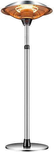 YZHM Estufa de seta sombrilla interior comercial Horno de calefacción de altura Barra telescópica ajustable