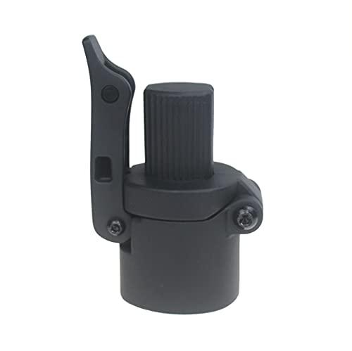 MotuTech zusammenklappbarer Pfostenträger für Segway Ninebot G30 Max Ersatzteil Zubehör Adapter