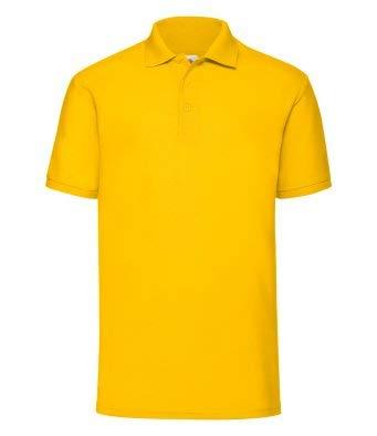 Milano Camisetas Polo Personalizado con Logo personalizado bordado en el pecho izquierdo x 5 unidades