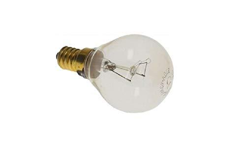 LAMPADA FORNO DR FISCHER E14 40W 230V ø 45x78 mm