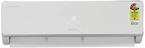 Voltas 1.5 Ton 3 Star Inverter Split AC (Copper, 183V SZS, White)