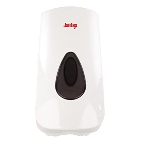 Jantex gh085 Blanc Distributeur de savon mousse, 800 ml