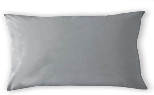 Damai Damai Nightkiss kussensloop grijs set van 2-50 x 60 cm 100% katoen