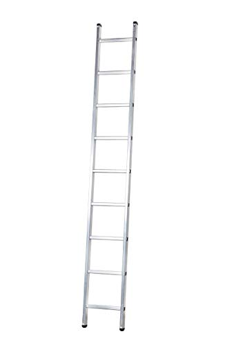ALTIPESA Escalera Profesional de Aluminio de Apoyo Simple 9 peldaños Serie Basic