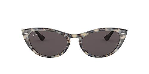 Ray-Ban 0RB4314N Gafas de sol, Havana Beige, 54 para Mujer