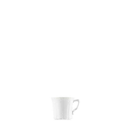 Baronesse Kaffee-Obertasse Weiss