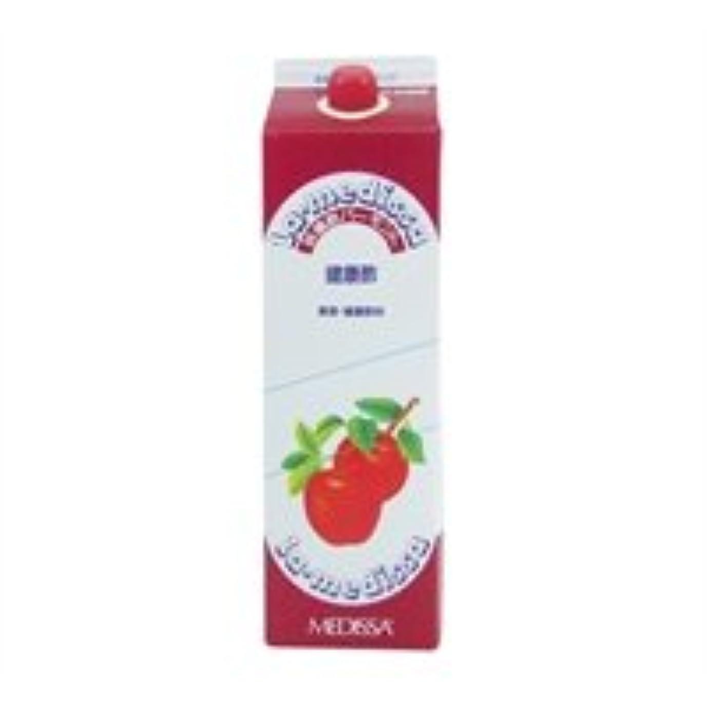 最終的にパトワはぁラ?メデッサ リンゴ酢バーモント 1.8L