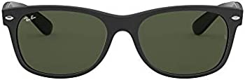 Ray Ban Wayfarer Unisex Green Square Sunglasses