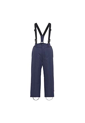 Racoon Unisex-Child Kirkwood Overalls, Eclipse, 104