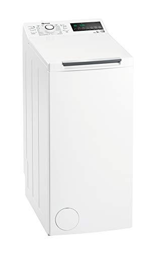 Bauknecht WMT EcoStar 6Z BW N Toplader-Waschmaschine / 6 kg / 1152 UpM/ZEN Technology/FreshFinish/SoftOpening/Startzeitvorwahl/Kurz 30'/ Antiflecken-Programm/ 15° Green&Clean