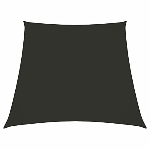 Festnight Toldo Vela de Sombra Rectangular Impermeable y Resistente a los Rayos UV 4/5x4 m, Apto para terrazas, Exteriores, Jardines