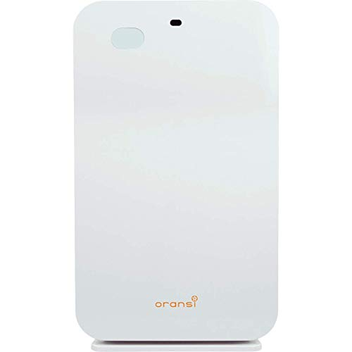 Oransi OV200 Air Purifier,Ideal for Asthma, Mold Spores, dust Remover, pet Dander and Allergies. Sleep and Feel Better to be Your Best Room Coverage 400 SQ FT