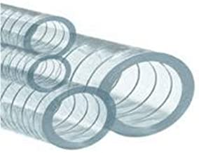 Clear PVC Wire Vac 3/4