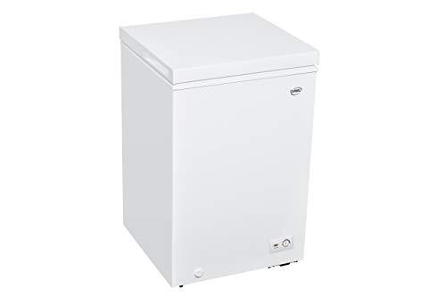 Daya - Congelatore Orizzontale DCP-108H8 Classe A+ Capacità Netta 100 Litri Colore Bianco
