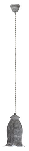 EGLO LISBURN 1 lampe à suspension Multicolore