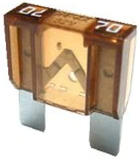 Fusible plano MAXI fusible flachstecksicherung 5 unidades 80a