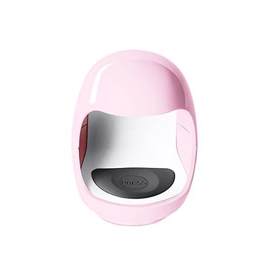 AILIEEE Lámpara de uñas LED profesional para uso en el hogar o salón Mini USB UV Gel de uñas lámpara de curado de luz secador de uñas de gel secador de uñas de la máquina de uñas Gel Nail Art Kit