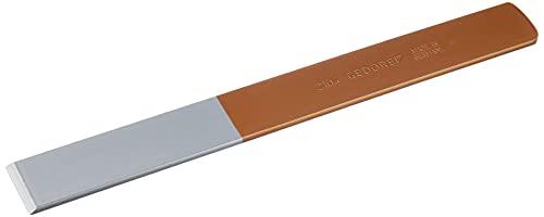 GEDORE Schlitzmeißel, Hochwertiger Chrom-Vanadium-Stahl, Extra flach, Lange Standzeit, 240 x 26 x 4 mm, 198 g