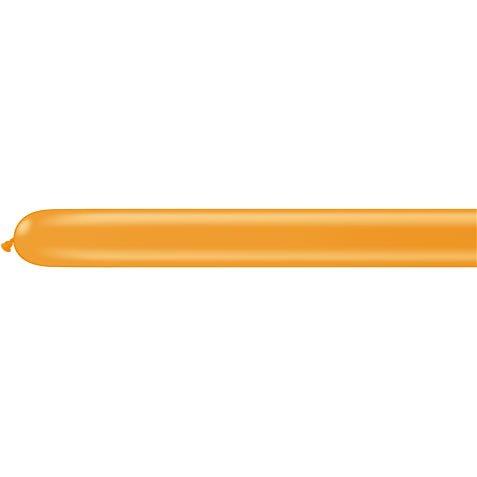 Bolsa de Globos Qualatex 260 Naranja