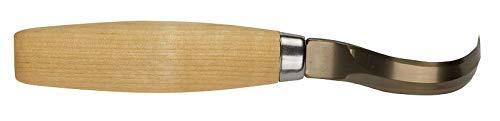 Mora 163s Crook Messer Löffel und Holzschnitzerei Werkzeug - Made in Sweden