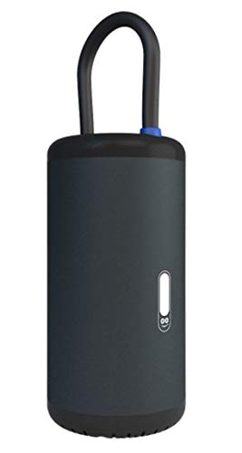 Coolado T-Pump Model X wiederaufladbare Mehrzweckluftpumpe für die Reifen eines Autos, Motorrads, Fahrrads oder für die Luftmatratze