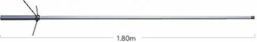 ダイヤモンド X5000 144/430/1200MHz帯高利得3バンドグランドプレーンアンテナ X-5000