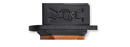 KA-BAR Dog's Head Utility Knife with Sheath Product Image